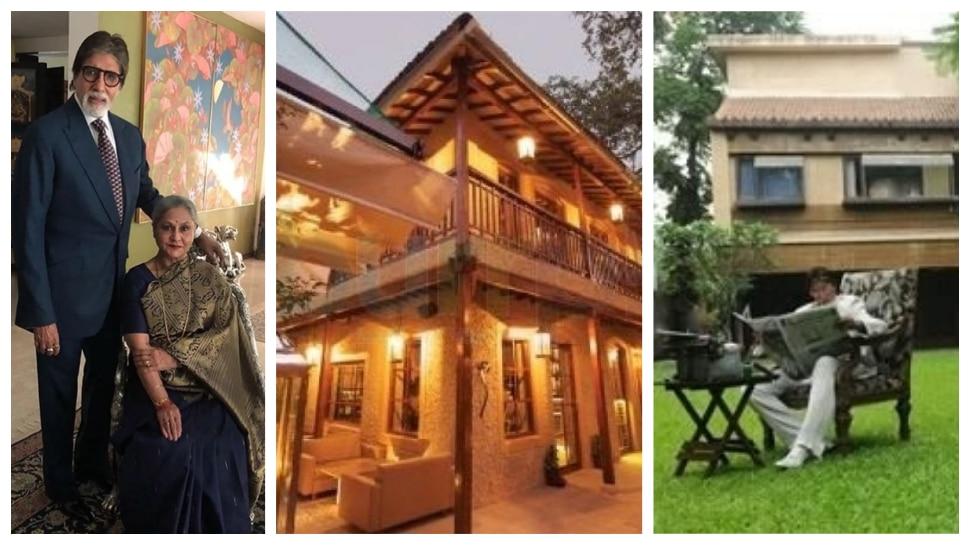 अमिताभ बच्चन यांच्या नव्या आलीशान घराची चर्चा, आता सनी लिओनीचे शेजारी
