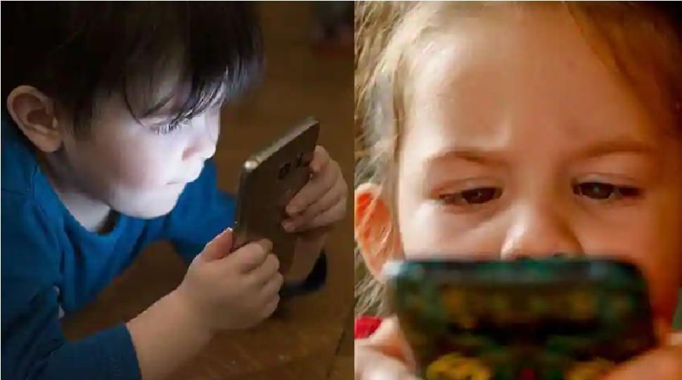 स्क्रिन टाईममुळे कमी होतेय लहान मुलांमधील प्रतिकारशक्ती...
