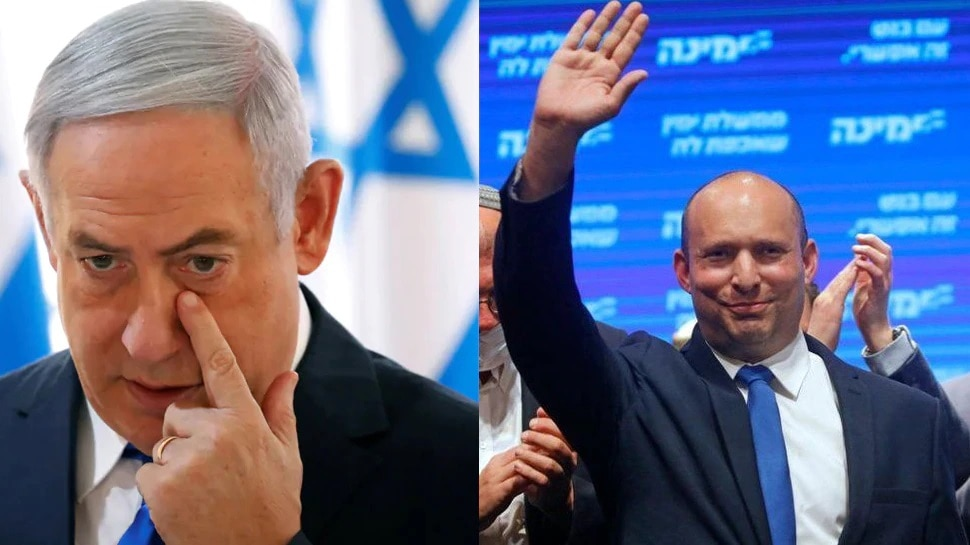 इस्रायलमध्ये बेन्जामिन नेत्यानाहूचा पराभव, 12 वर्षांची सत्ता संपुष्टात...आता तरी परिस्थिती बदलणार?