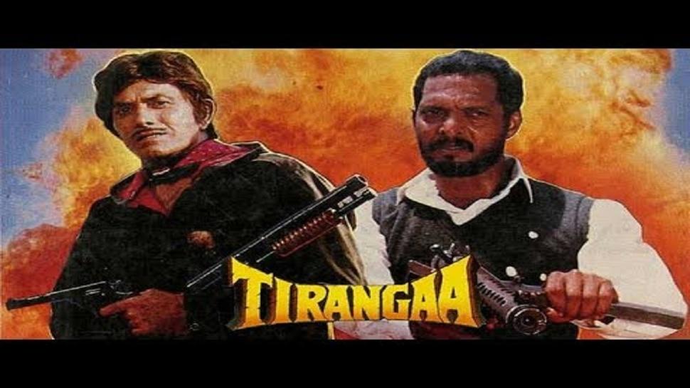 Tirangaa सिनेमाच्या शूटिंगच्या आधी Nana Patekar यांनी ठेवली होती 'ही कठीण' अट