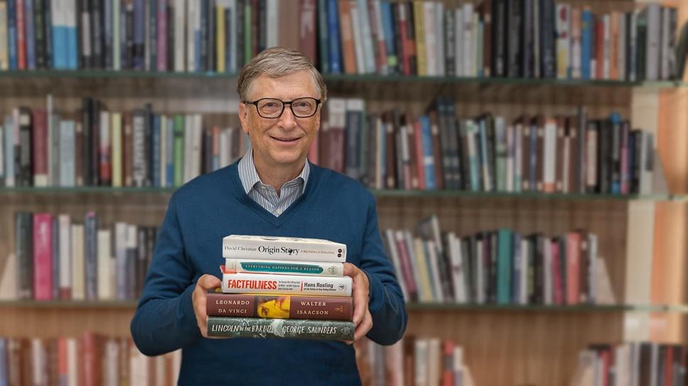 बिल गेट्स यांच्या आवडीची ही 5 पुस्तकं वाचा; आयुष्यात कधीही अपयश येणार नाही