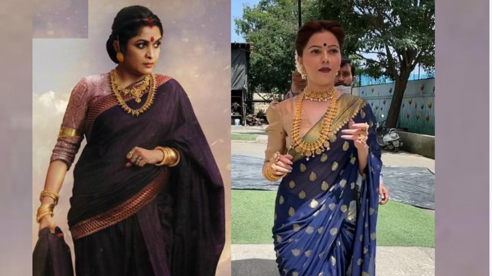 'बाहुबली'मधील अभिनेत्रीसोबत बिग बॉस WINNER रुबिना दिलैकची होतेय तुलना!