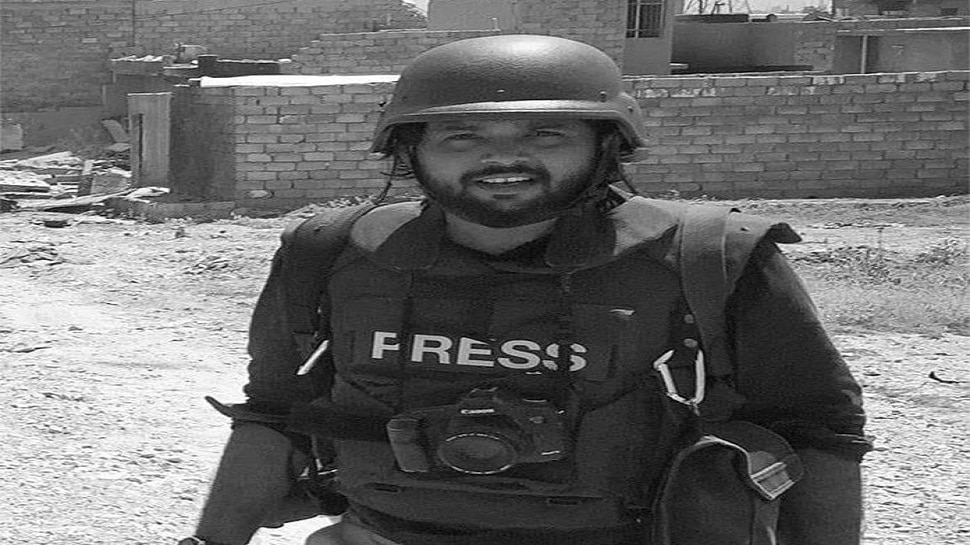 Danish Siddiqui : भारतीय पत्रकार दानिश सिद्दीकीच्या हत्येनंतर तालिबान म्हणाले...