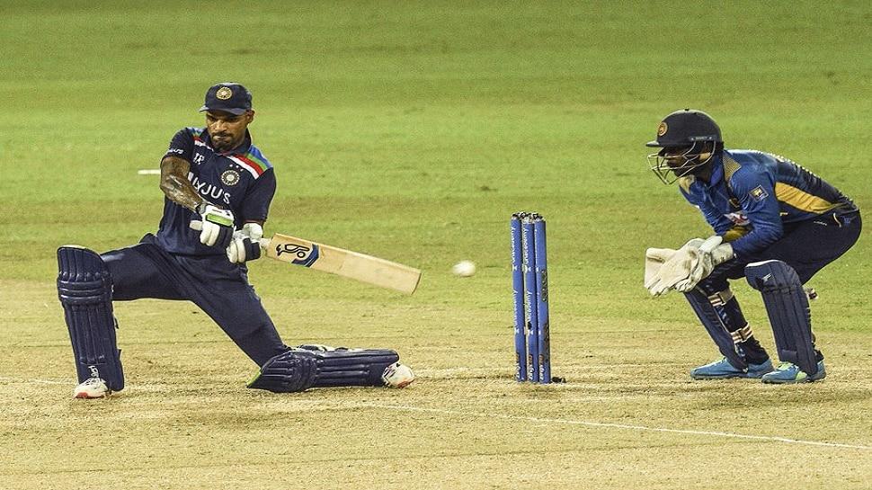 'गब्बर'ची जब्बर खेळी, 'बर्थ'डे बॉय' इशानचा तडाखा, टीम इंडियाची विजयी सलामी, श्रीलंकेचा 7 विकेट्सने धुव्वा