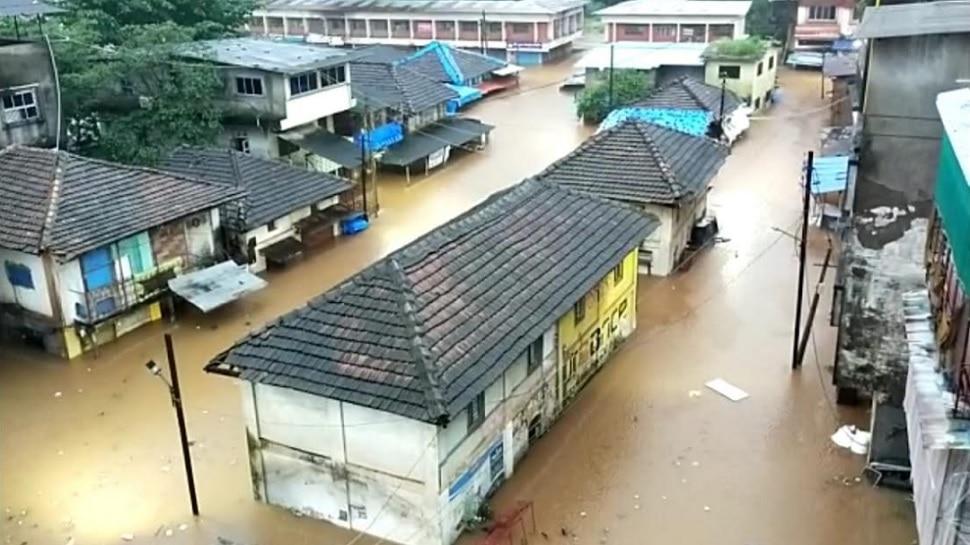 महाड पूरस्थिती गंभीर; शहरात पुराचे पाणी घुसल्याने धोक्याचा इशारा, अनेक गावांचा संपर्क तुटला