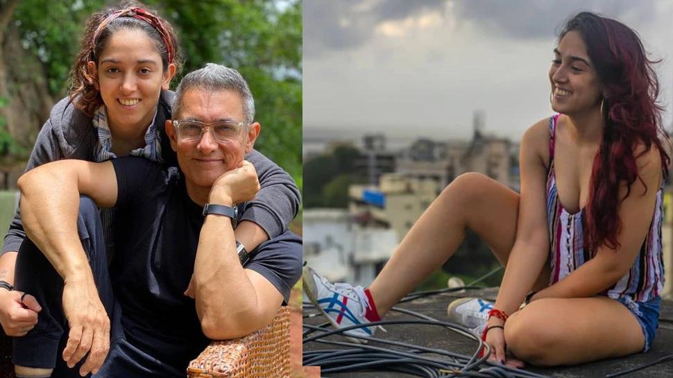 आमिर खानच्या मुलीने उघडलं मोठं रहस्य, म्हणाली, मी लहान असताना आईने सेक्स एज्युकेशन...