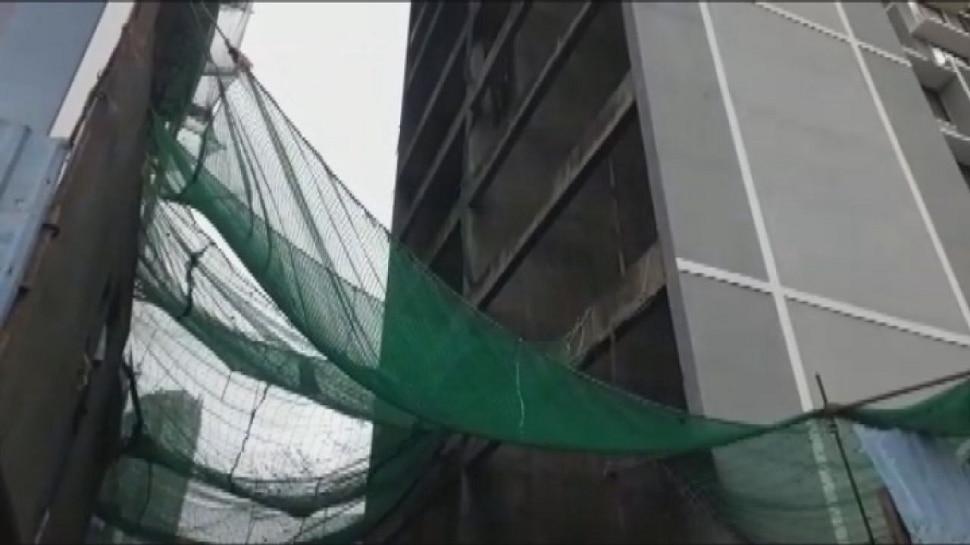 धक्कादायक! वरळीत लिफ्ट कोसळली, चौघांचा मृत्यू तर अनेक जखमी