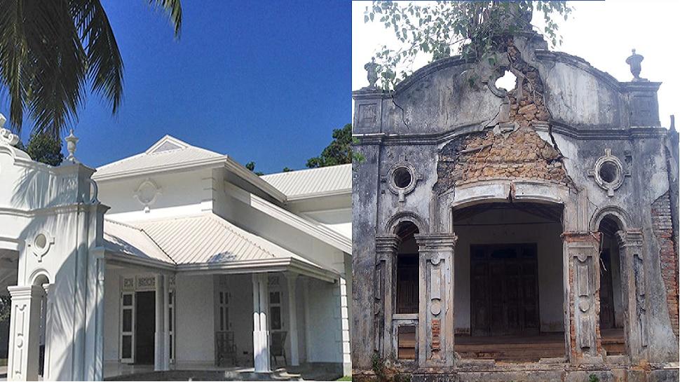 4 मित्रांनी खरेदी केलं 100 वर्ष  जुनं महाल; आज घेतात इतकं भाडं