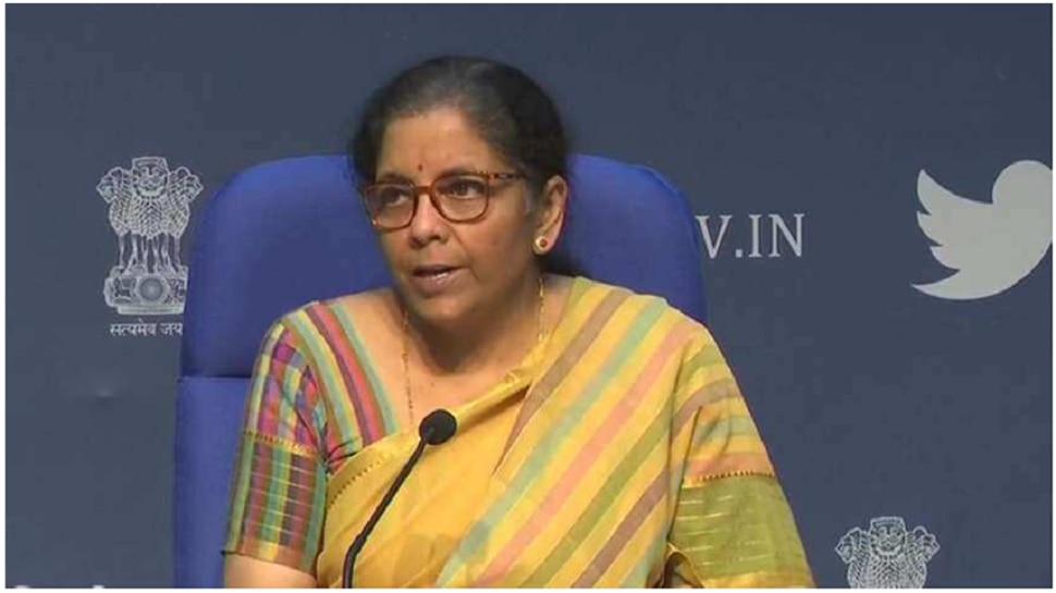 बँक बुडाल्यास खातेधारकांना पैसे मिळणार, अर्थमंत्री निर्मला सितारमन यांची माहिती...