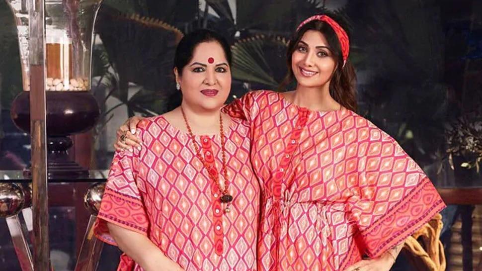 Shilpa Shetty च्या आईची पोलिसांत धाव; जाणून घ्या काय आहे प्रकरण
