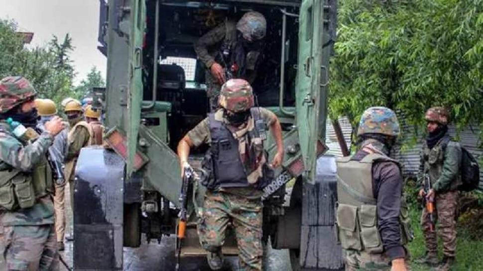 जम्मू -काश्मीरमध्ये मोठी कारवाई, सुरक्षा दलाने चकमकीत 2 दहशतवाद्यांना केले ठार