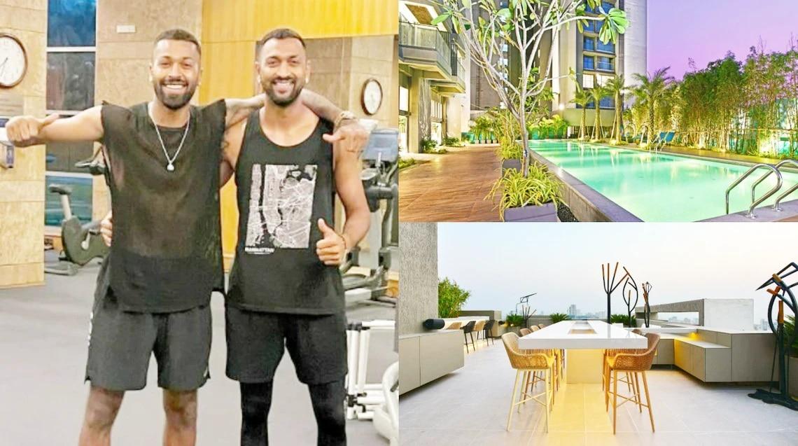 Pandya Brothers ने खरेदी केलं 30 करोडचं आलीशान घरं, तब्बल 8 बेडरूमचा फ्लॅट