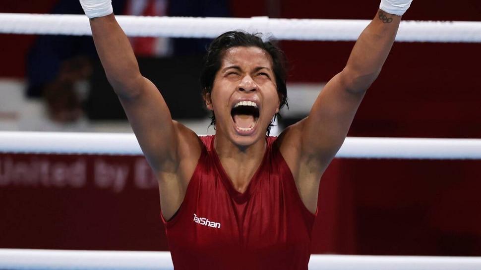 Tokyo Olympics 2020 : लवलीनाच्या बॉक्सिंगमुळे भारताला कांस्यपदक,  विश्वविजेता बॉक्सरकडून पराभूत