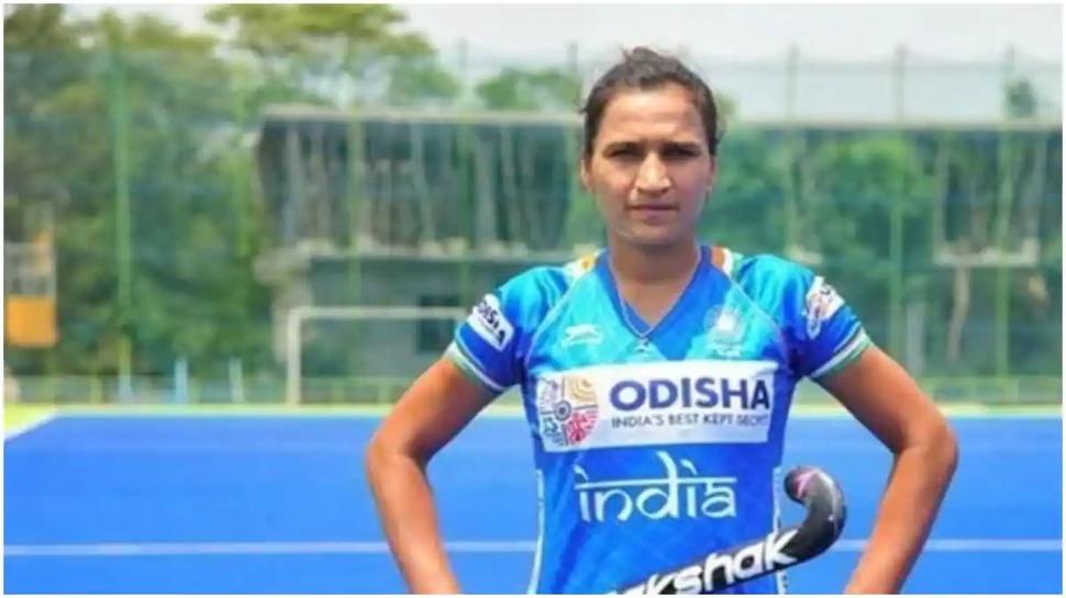 India Women Hockey olympics :घोडागाडी चालवून वडिलांनी तिला केलं हॉकिची 'राणी', संघर्ष इथंही चुकला नाही