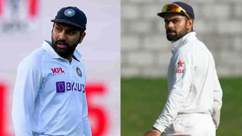 India vs England 3rd Test | कॅप्टन विराट कोहली रोहित शर्मावर भर मैदानात संतापला, नक्की काय झालं?