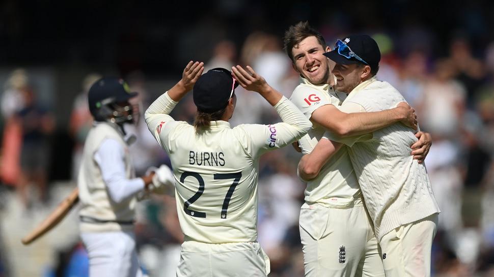 India vs england 3rd Test   इंग्लंडचा टीम इंडियावर डाव आणि 76 धावाने विजय, मालिकेत 1-1 ने बरोबरी