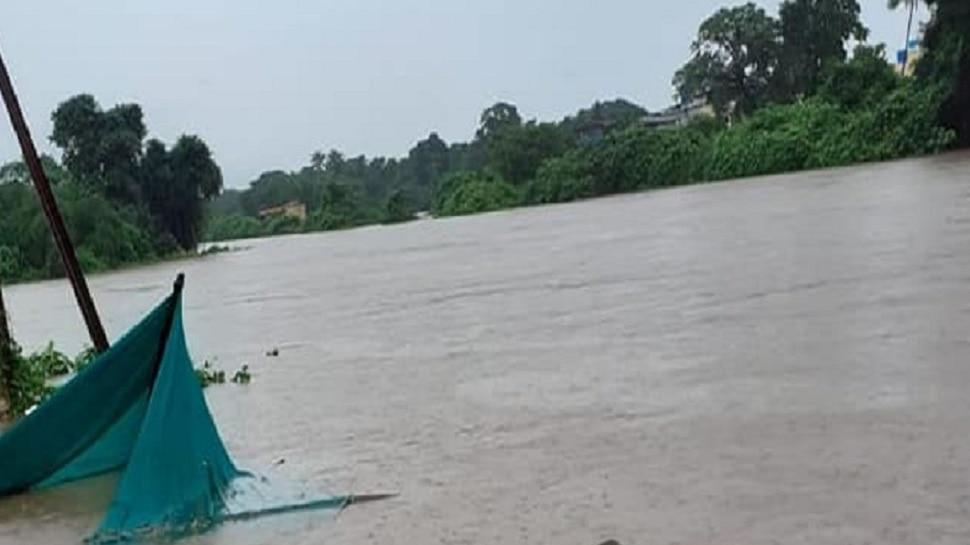 दुष्काळी लातूर जिल्ह्यावर पाऊस मेहरबान, पाणीसाठा दुप्पट