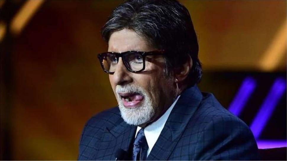 KBC मध्ये अमिताभ बच्चन यांनी चुकीचा प्रश्न विचारताचं पुढे काय झालं?