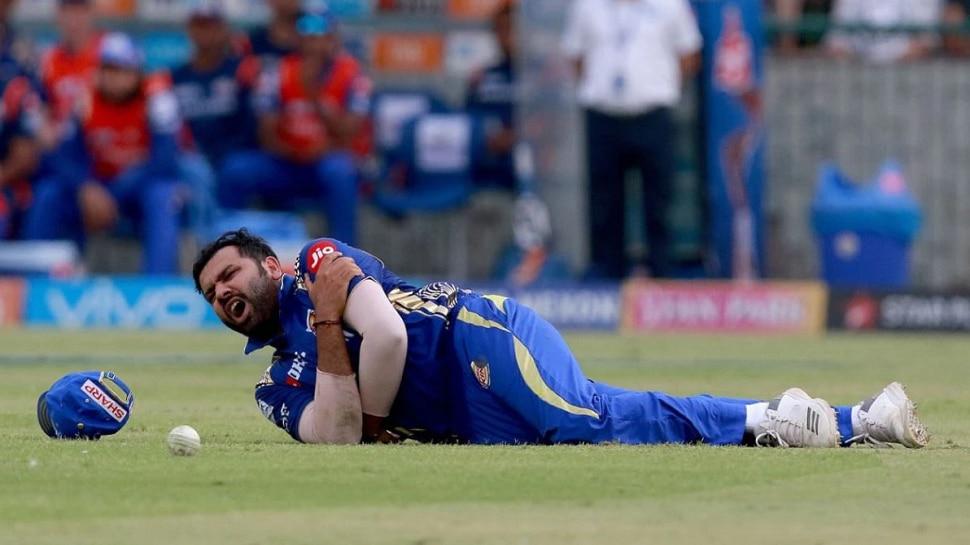 IPL 2021| मुंबई इंडियन्सच्या डोकेदुखीत वाढ, हिटमॅन दुखापतग्रस्त, पुढील सामन्यात खेळणार की नाही?