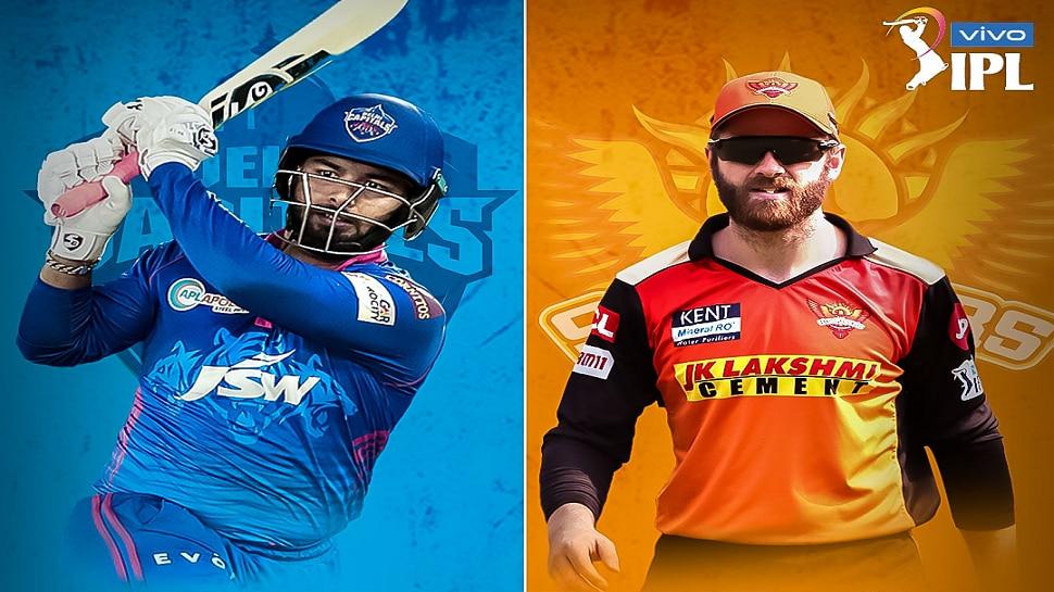 DC vs SRH Head to Head   दिल्ली विरुद्ध हैदराबाद आमनेसामने, कोण ठरणार वरचढ?
