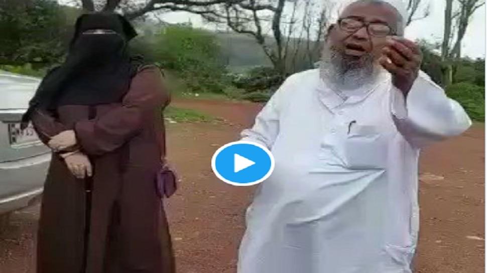 यदा यदा ही धर्मस्य...; मुस्लिम चाचांनी गायलं महाभारतचं शीर्षकगीत, पाहा अंगावर काटा आणणारा व्हिडीओ