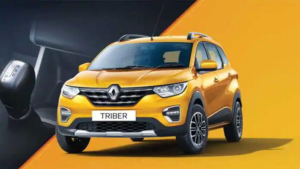 रेनॉल्ट ट्रायबर (Renault Triber)