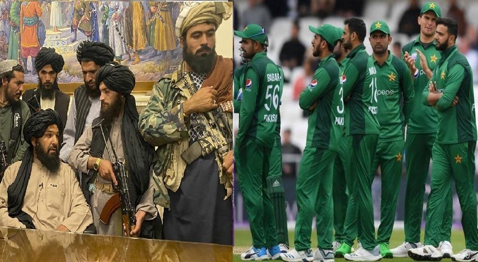 तालिबानने पाकिस्तान क्रिकेट बोर्डाला दिली ही ऑफर