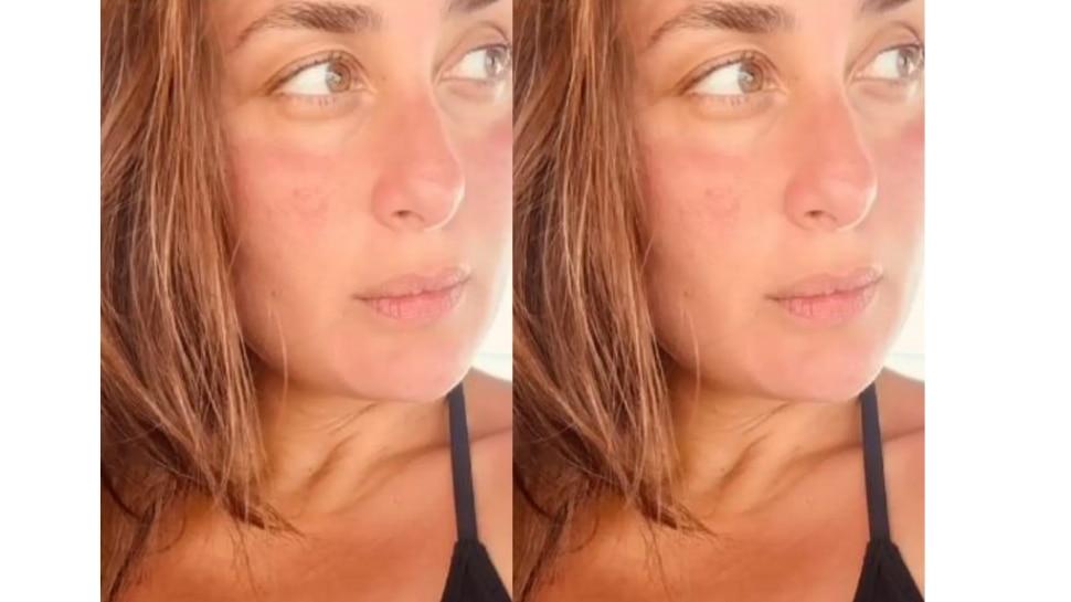 मालदीवच्या वातावरणाचा करिना कपूरच्या त्वचेवर परिणाम?