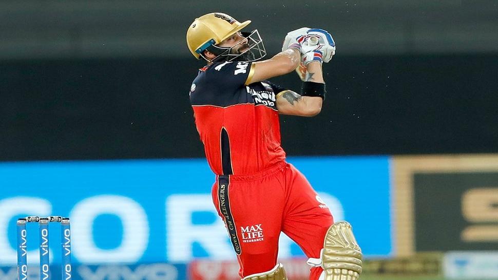 IPL 2021, Virat Kohli | रनमशीन विराट कोहलीची विक्रमी खेळी, ठरला पहिलाच भारतीय