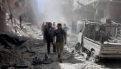 सीरिया : १ लाख लोकांचे आफरीनमधून स्थलांतर, यूरोपीय संघाला चिंता