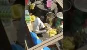 VIRAL VIDEO : रेल्वे स्टेशनवरच्या लिंबू-पाण्याचा किळसवाणा प्रकार