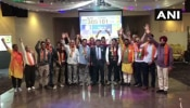 Election results 2019 : देशासह परदेशातही भाजपा कार्यकर्त्यांच्या जल्लोषाला उधाण