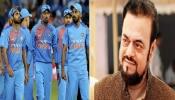 टीम इंडियाच्या भगव्या जर्सीमागे मोदींचा हात असल्याचा अबू आझमींचा आरोप