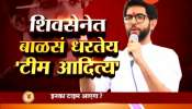 Mumbai Aditya Thackeray Election Team Maharashtra Assembly election 2019