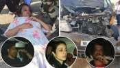 शबाना आझमींच्या अपघाताची बातमी कळताच सेलेब्रिटींची रूग्णालयाकडे धाव