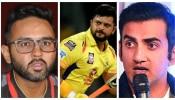 IPL 2021: सुरेश रैनामुळे वादात अडकले गौतम गंभीर आणि पार्थिव पटेल, हे आहे कारण