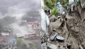 उत्तराखंडमध्ये ढगफुटी, दुकाने आणि घरांचं मोठं नुकसान