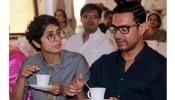घटस्फोटानंतरही आमिर-किरणची मित्राच्या लग्नसमारंभाला एकत्र हजेरी