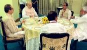 गृहमंत्र्यांच्या उपस्थितीत नक्षलग्रस्त राज्यांच्या मुख्यमंत्र्यांची बैठक संपन्न; उद्धव ठाकरेदेखील उपस्थित