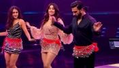 रणवीर सिंगचा जबरदस्त बेली डान्स, सारा आणि जान्हवी ही पाहून हैरान !