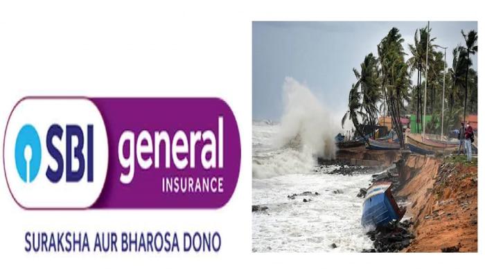 तौक्तेच्या तडाख्यात नुकसान झालेल्यांसाठी  SBI General Insurance चा दिलासा; मदतीसाठी टास्क फोर्सची स्थापना