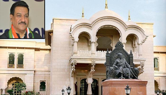 'ती अफवा... महाराष्ट्र सदनात गणेशोत्सव होणार'