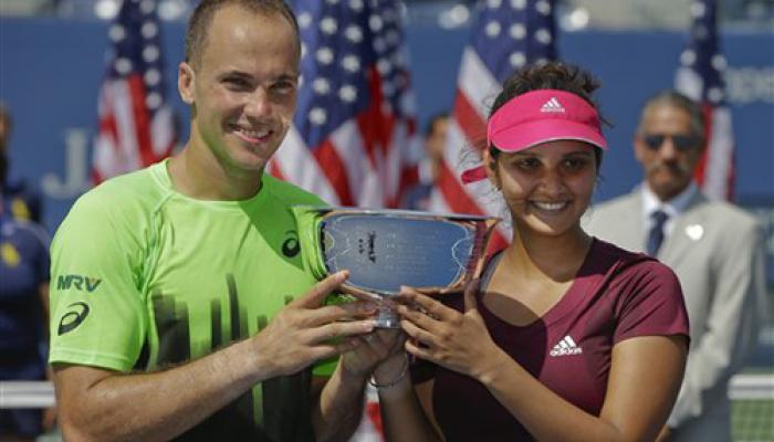 यूएस ओपन टेनिसचे सानिया- ब्रुनोला जेतेपद