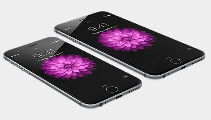 अॅपलचे दोन नवे फोन लॉन्च