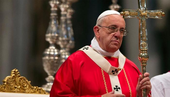 पोप फ्रान्सिसनं 'पाप' स्वीकारलं