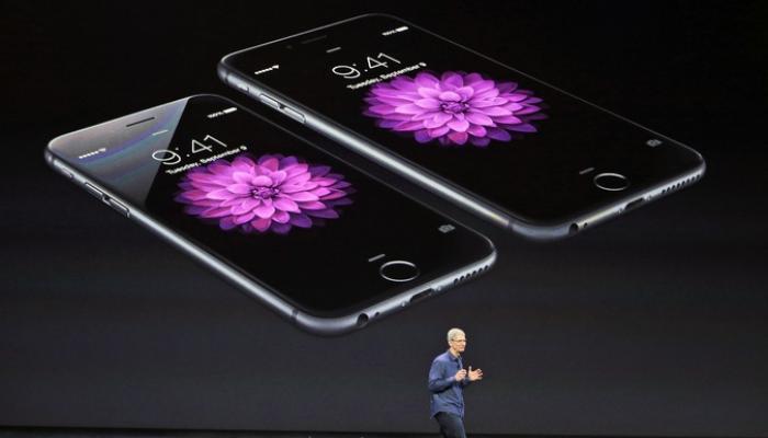 आयफोनला २४ तासात ४० लाख  लोकांकडून मागणी