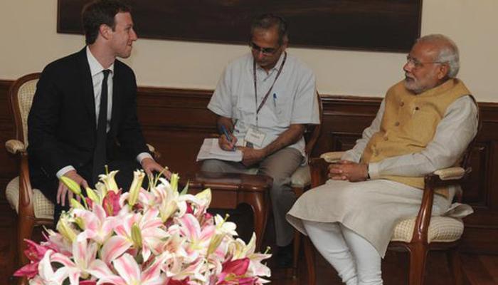 'फेसबुक'वरून मजकूर हटविण्यात भारत आघाडीवर!