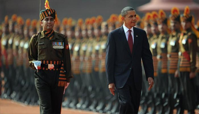 बराक ओबामा यांच्यासोबत दाखल होणार हा 'भारतीय'