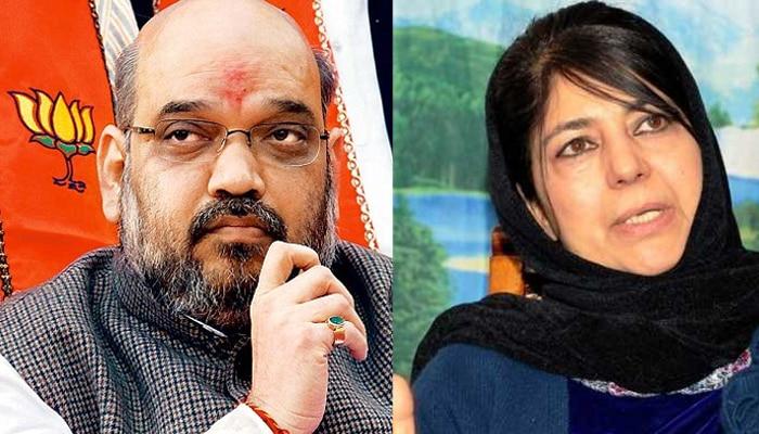 जम्मू-काश्मीर: भाजप-पीडीपी सरकार बनवणार
