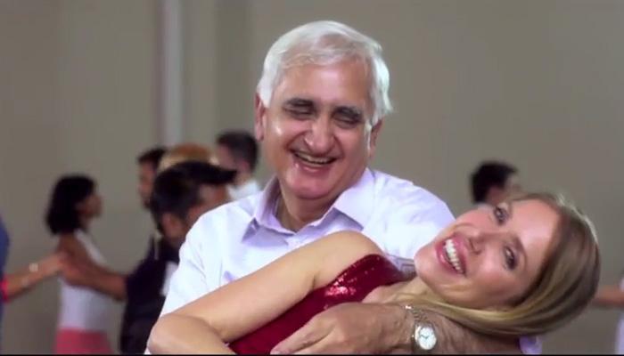 व्हिडिओ: 'कल हो ना हो'च्या रिमेकमध्ये सलमान खुर्शीद सैफच्या भूमिकेत